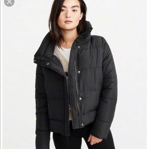 NWT Abercrombie and Fitch Ultra Mini Puffer Jacket